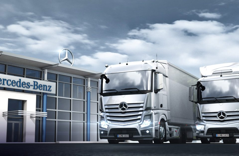 servicio post venta mercedes benz
